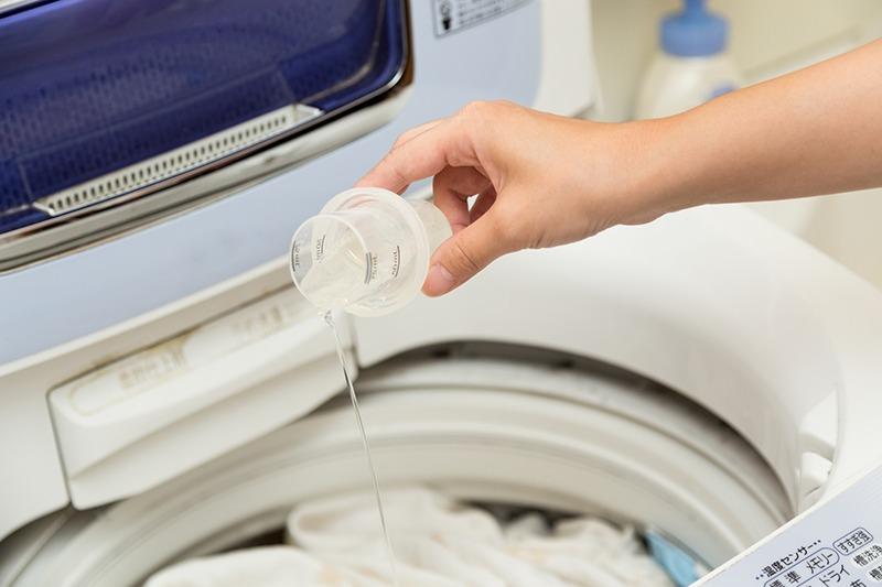 洗濯機の使い方の前に洗濯洗剤・柔軟剤・漂白剤の違いをおさらい