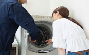パナソニックの衣類乾燥機が故障してしまったかも?!その原因を探ります