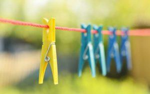 物干しロープの使い方が知りたい!
