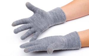 手袋は洗えるの?