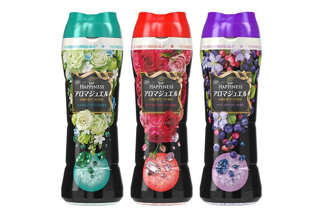 香りづけ専用ビーズ アロマジュエルを徹底解説!オススメの使い方や柔軟剤との違い・人気の香りは?