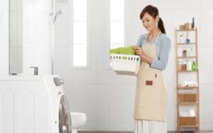 洗濯ネットの収納場所は洗濯機の近くがおすすめ!