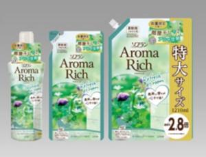 R_149_2,ソフラン アロマリッチ 限定発売 ミンティフローラルアロマの香り