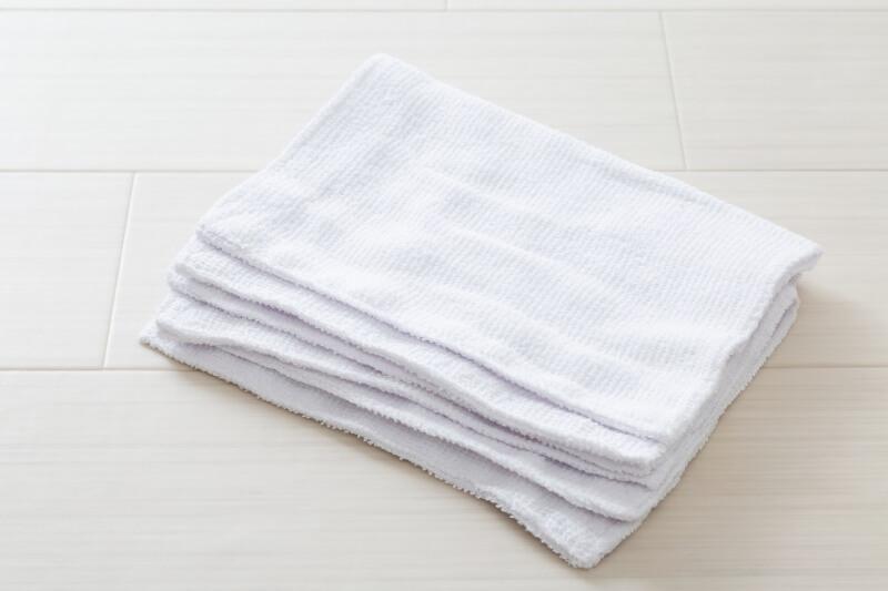 雑巾の洗い方みんなどうしてる?