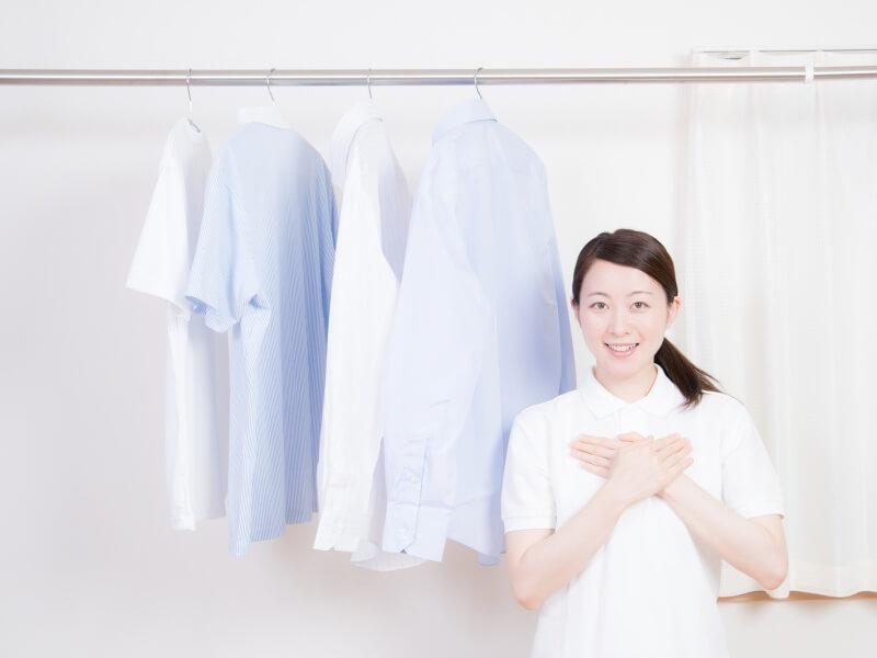 これで安心!洗濯物に白いカスがつかないようにする予防方法