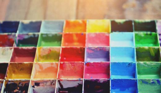 絵の具汚れがよく落ちる洗濯方法が知りたい!水溶性とアクリル性で異なる落とし方