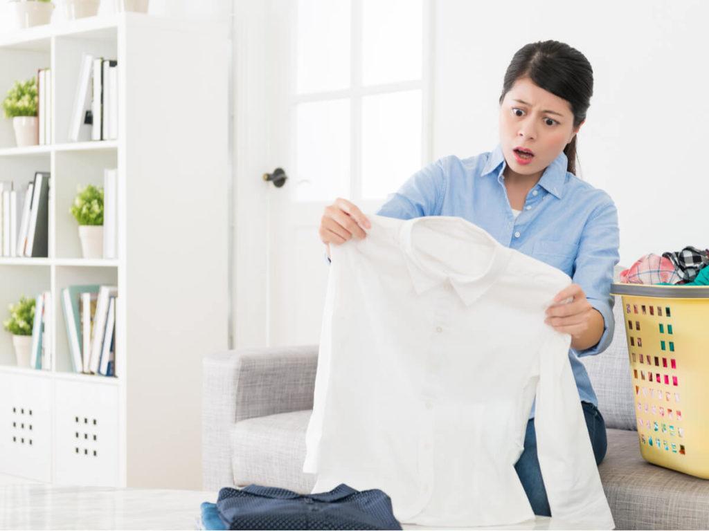 服についた油の染み抜き方法を伝授!種類別汚れの落とし方もチェック