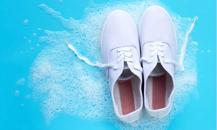 靴を洗濯機で洗うときのおすすめ洗剤