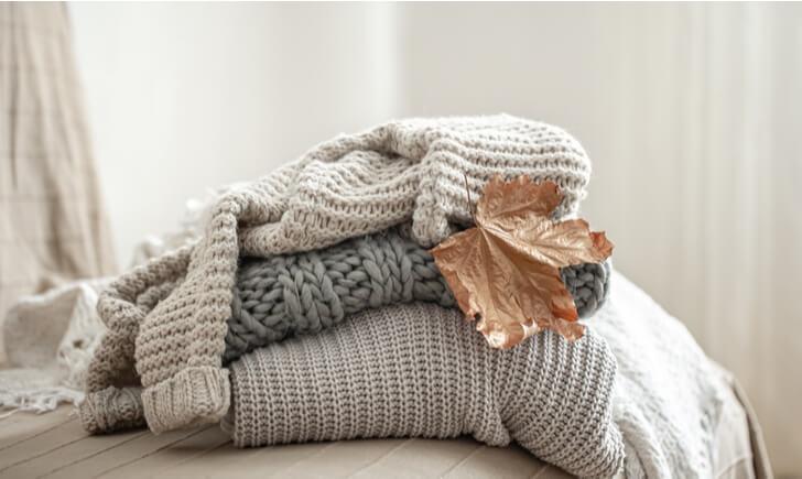 セーターの干し方に失敗した場合の対処法