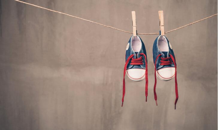 靴を洗濯した後に干すときにおすすめのハンガー・洗濯ネット