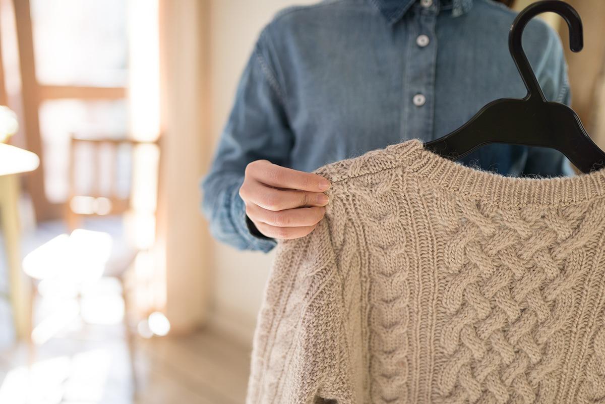 衣替え時は衣類の洗濯に細心の注意を払ってシミ予防をしよう!