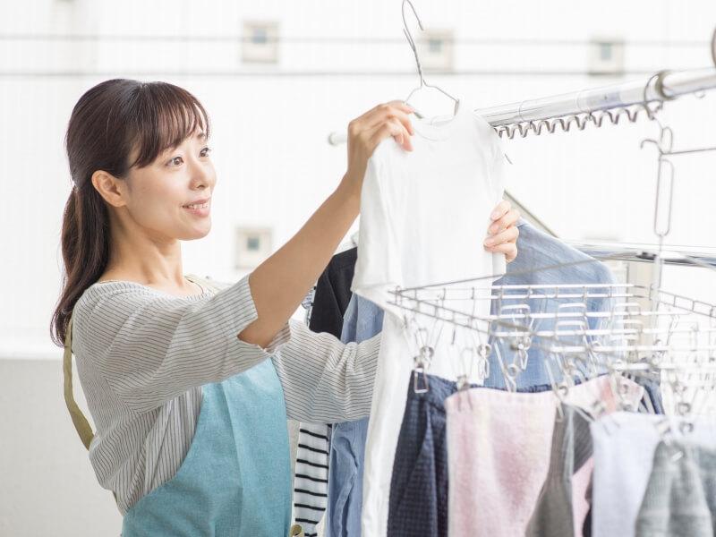 ポリウレタンの洗濯方法