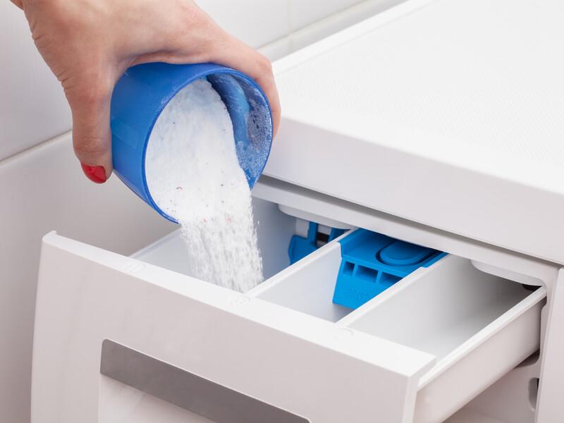 消臭効果のある洗濯洗剤で加齢臭を撃退しよう!