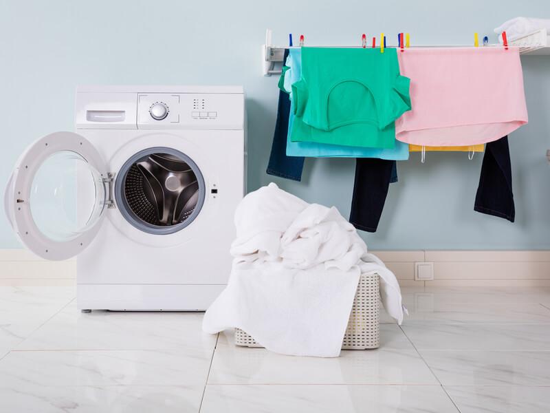 洗濯物を分別する5つの方法