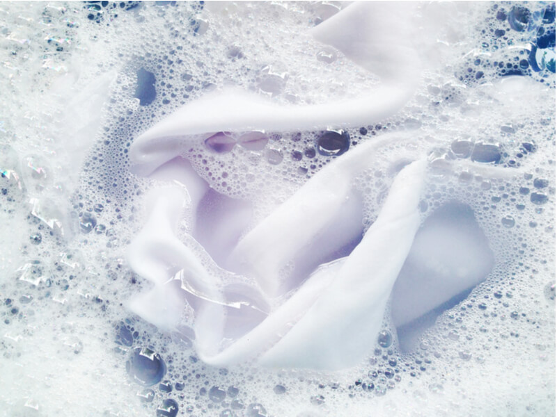 加齢臭をしっかり消す洗濯方法