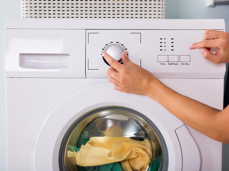 洗濯機でのおしゃれ着用洗剤での洗い方