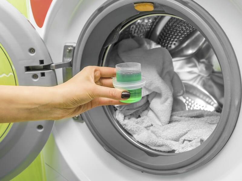 おしゃれ着用洗剤を使った上手な洗濯方法
