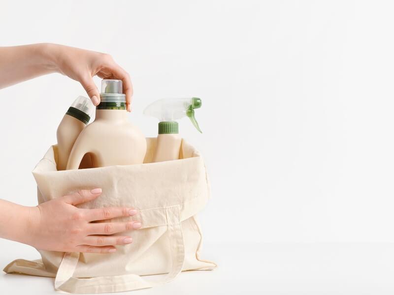 洗濯洗剤と漂白剤