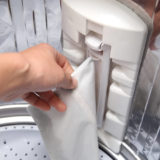 糸くずフィルターの正しい掃除方法や頻度は?洗濯機を長持ちさせる簡単お手入れ術!
