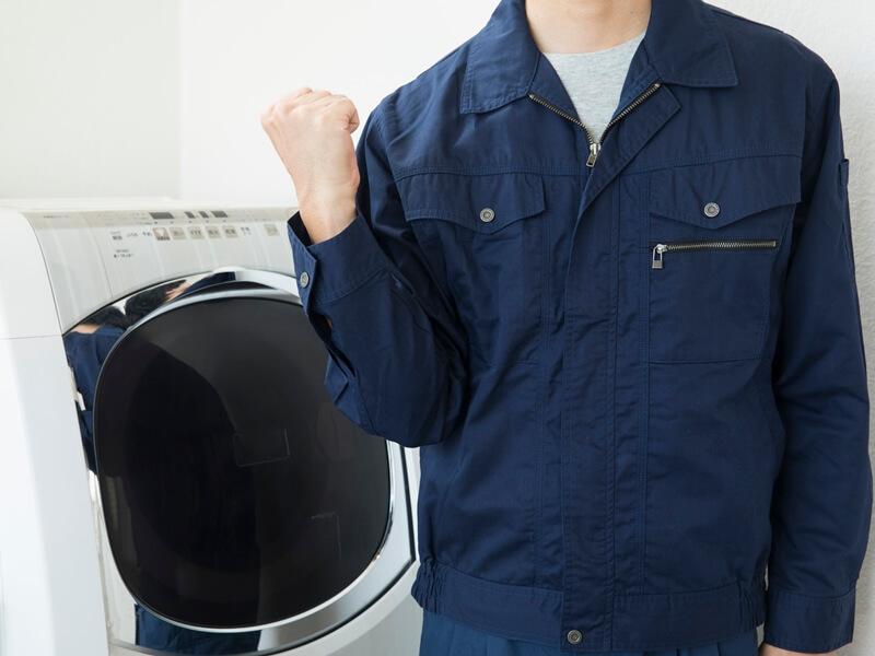 洗濯機クリーニング業者