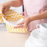 ふきんを洗濯機で洗うのはNG?おすすめの洗い方や洗う頻度なども要チェック