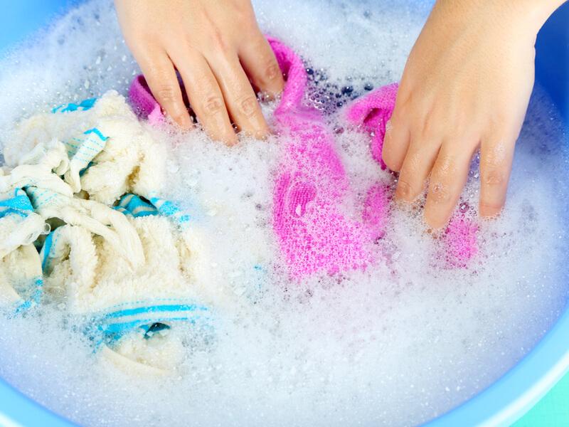 洋服 手洗い
