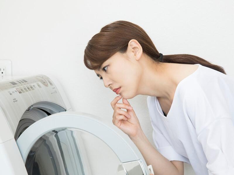 洗濯機に悩んでいる
