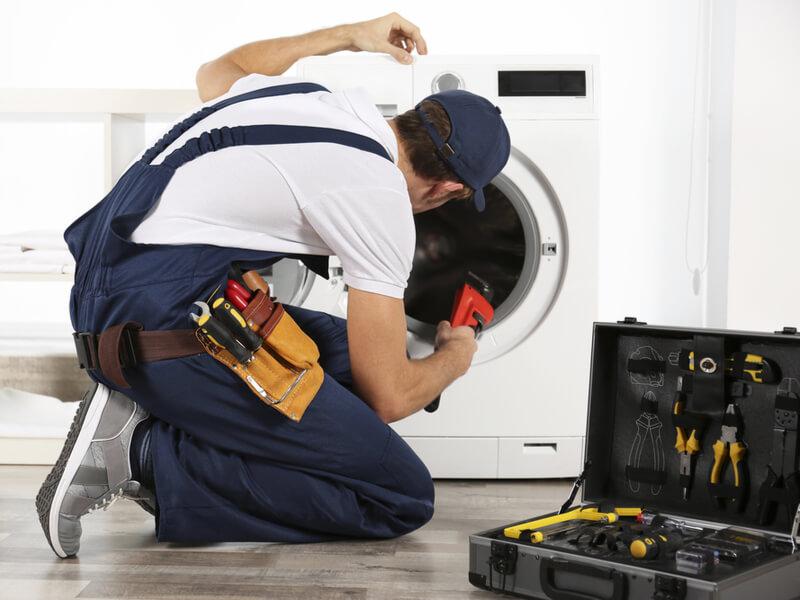 洗濯機掃除のプロ