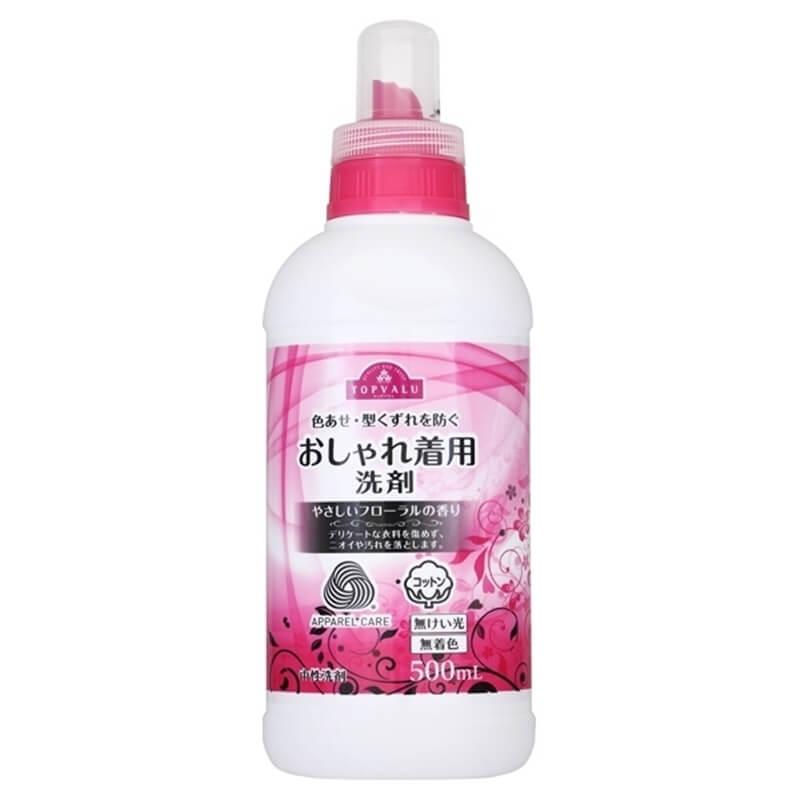 色あせ・型くずれを防ぐ おしゃれ着用洗剤 やさしいフローラルの香り