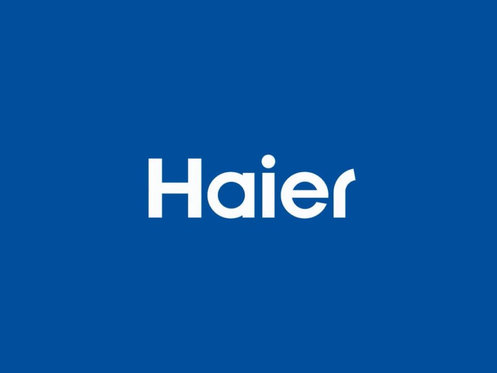 ハイアール-ロゴ