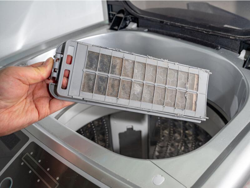 洗濯機フィルター