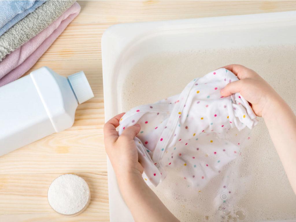 洗濯 洗剤 柔軟剤