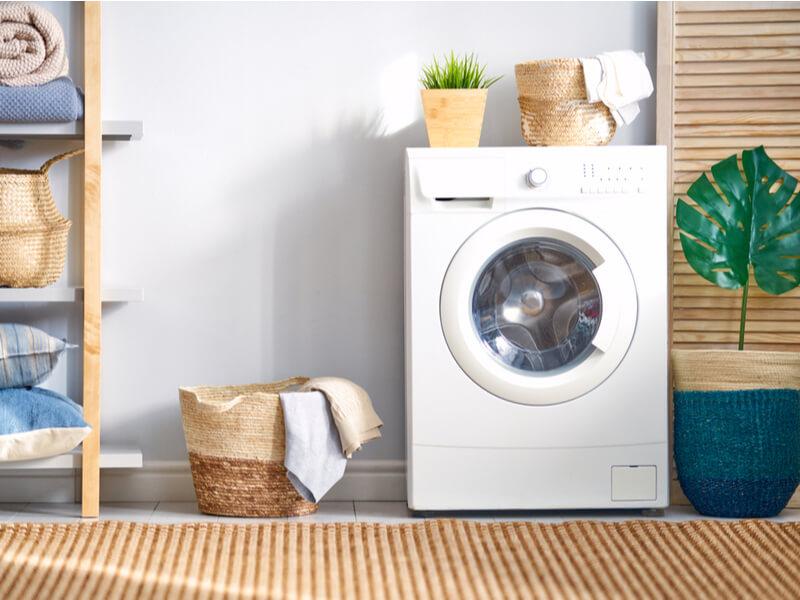 おしゃれ 洗濯機