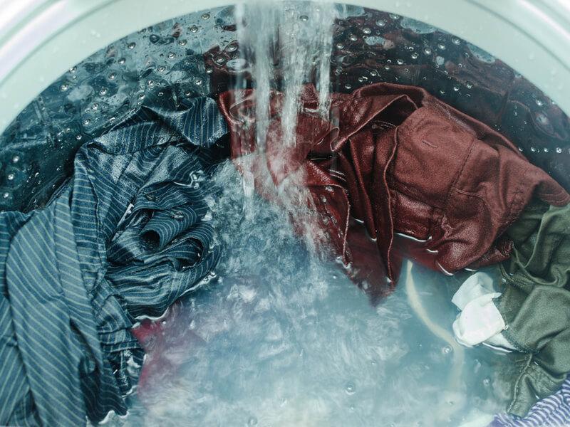 ためすすぎ・注水すすぎとは?洗濯機のすすぎの種類