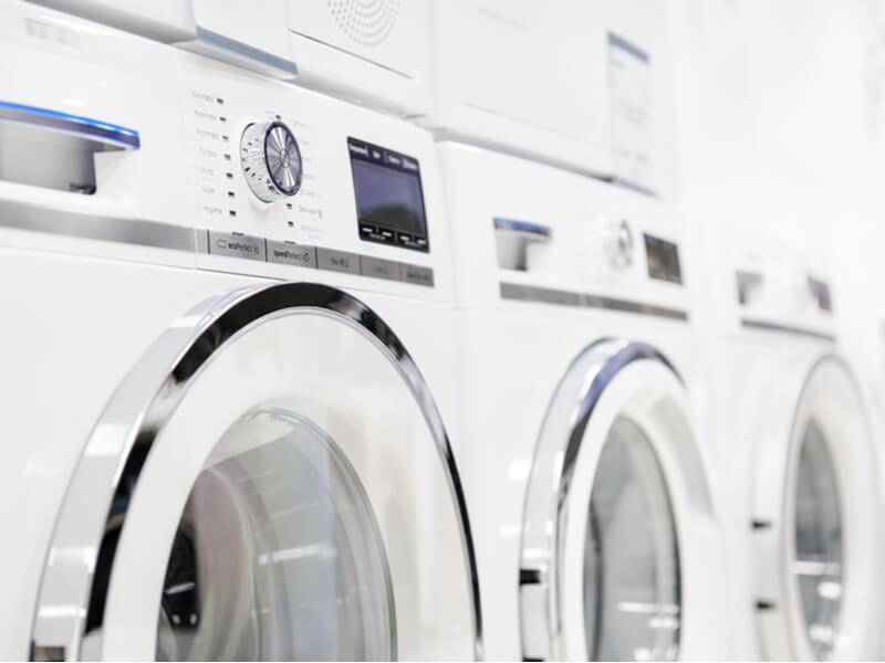 販売されている洗濯機