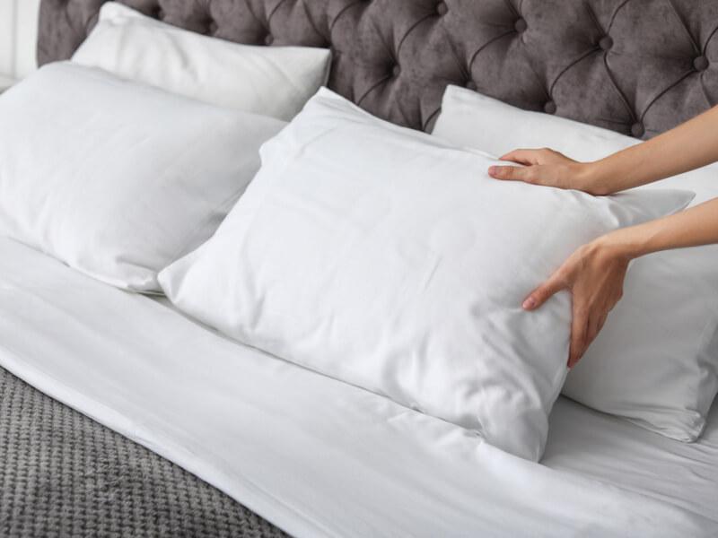 枕は自分でも洗えるの?素材をチェックしよう