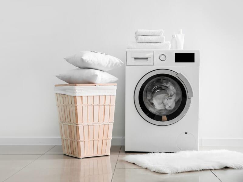 基本的な枕の洗い方