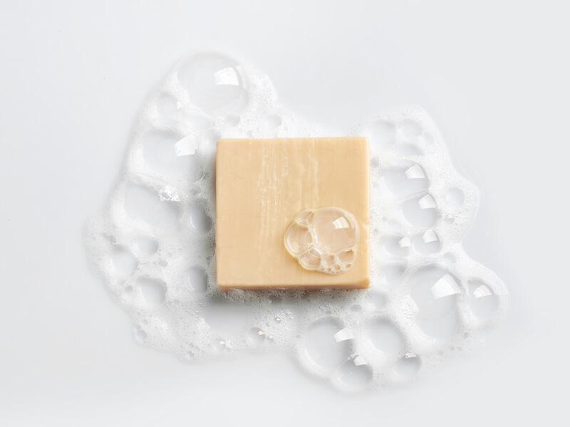 石鹸を使った手洗い方法