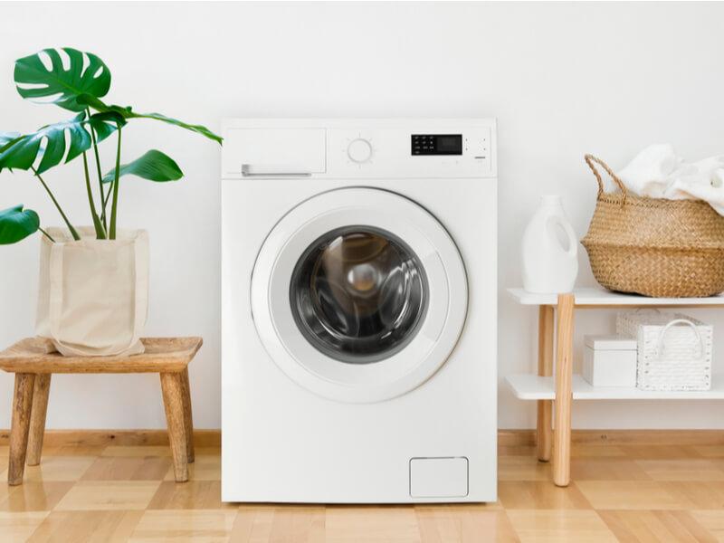 ブランケットは洗濯機でも洗濯OK!
