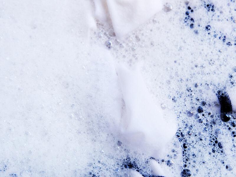 手洗いでの洗濯がおすすめのシーン