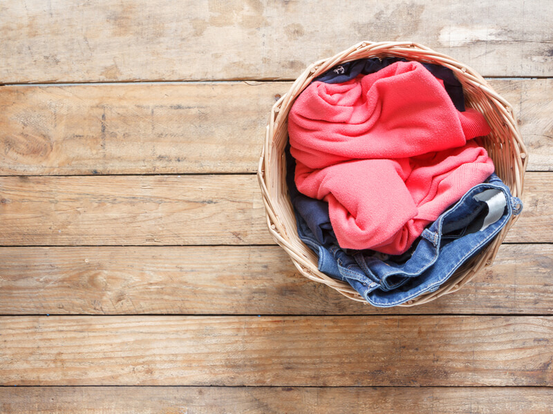 手洗い洗濯で衣類をきれいにするポイント