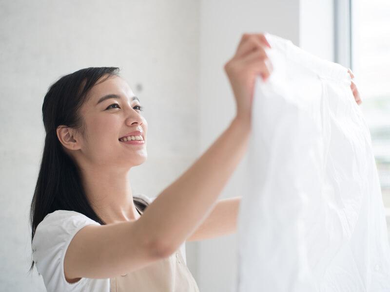手洗い洗濯の7つの方法と手順