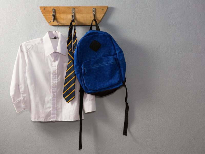 制服は日頃のお手入れと洗濯でキレイに保とう!