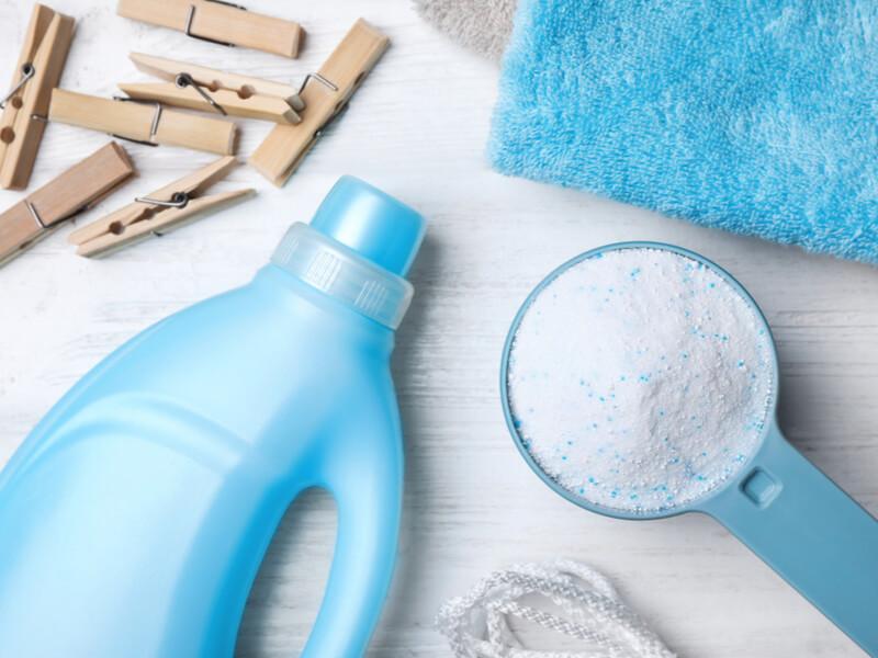 洗濯洗剤は多すぎても少なくてもNG!適量を守ろう