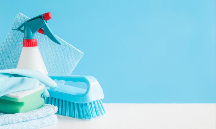 おすすめ!無印良品のお風呂掃除グッズ