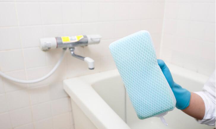 無印良品のお風呂掃除グッズの特徴