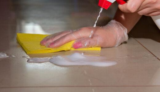 玄関掃除におすすめの洗剤は?掃除のコツや注意点とともに解説