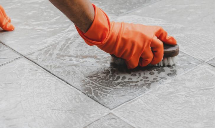 玄関の床(たたき)掃除におすすめのブラシ【その他のタイプ】