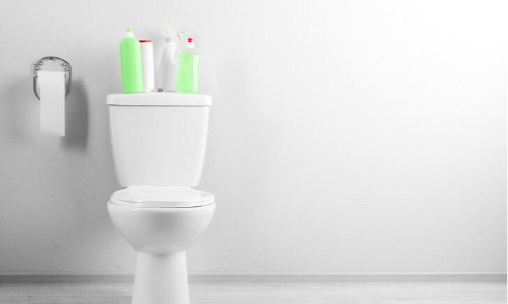 トイレに汚れを溜めない時短掃除グッズ6選