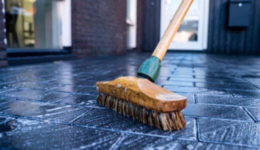 玄関の掃除におすすめのブラシ15選|使いやすさにこだわった選び方を徹底解説